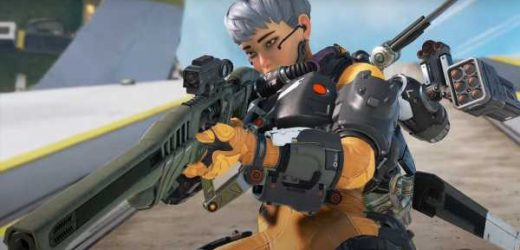 Apex Legends trailer demonstrates all of Valkyrie's high-flying abilities