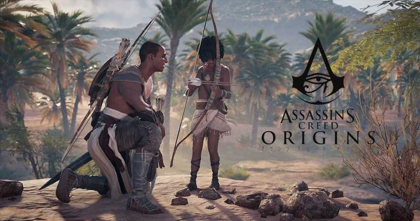 Assassin's Creed Origins Has An Amazing Detail That Lets You Avenge A Kid Who Was Attacked By Bandits