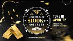 Atlanta FaZe and FaZe Clan to Host Call of Duty: Warzone Season 3 Launch Events – The Esports Observer