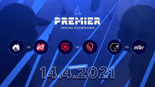 Blast Premier Showdown Day 2: Gambit conquer, Extra Salt eliminated