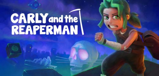 Carly and the Reaperman Out Now for Oculus Quest