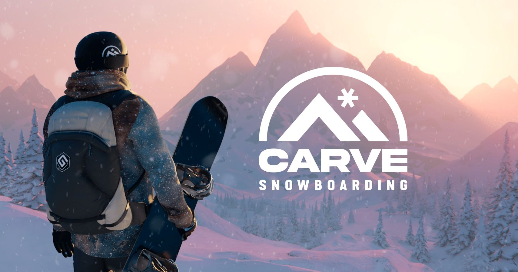 Carve Snowboarding Brings The Feel Of 1080 To VR