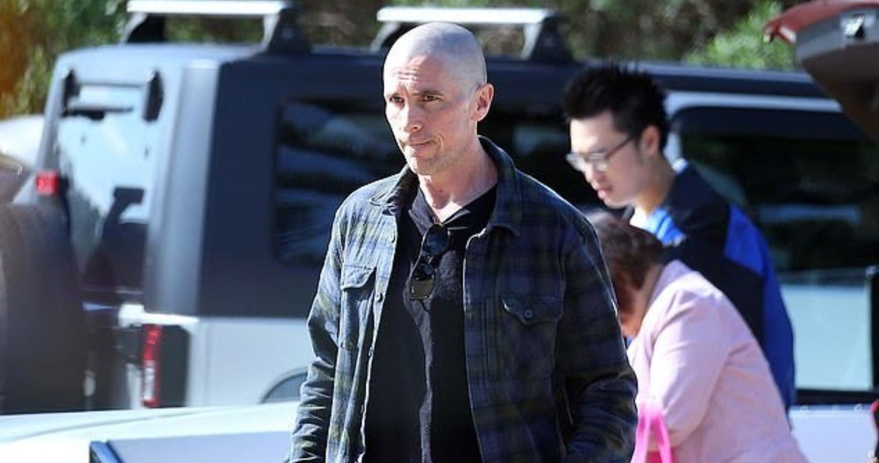 Christian Bale Shaves Head For Gorr The God Butcher Role In Thor: Love And Thunder