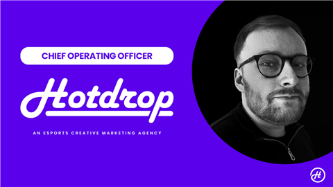Creative Marketing Agency Hotdrop Hires Perry Smith as COO – The Esports Observer