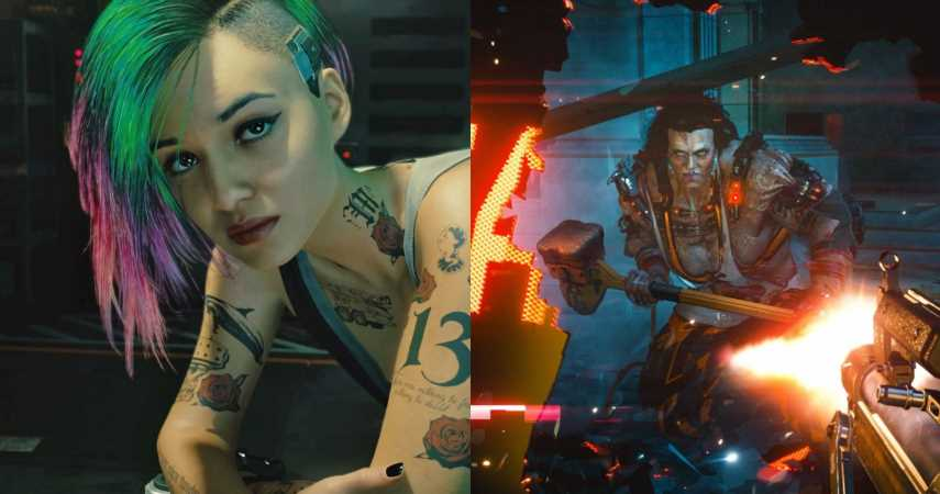 Cyberpunk 2077's Judy Alvarez Actress Originally Thought She Was Auditioning For Sasquatch