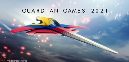 Destiny 2: New Look At Guardian Games 2021's Ship, Sparrow, And Armor