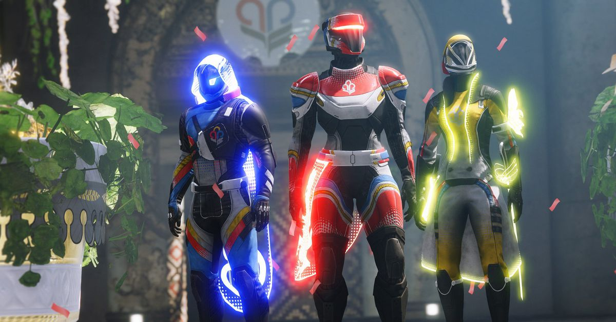 Destiny 2's Guardian Games returns with new structure and Heir Apparent Catalyst