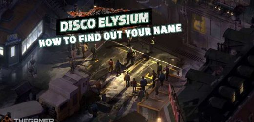 Disco Elysium: How To Find Out Your Name