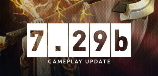 Dota 2: Biggest Changes In Update 7.29b