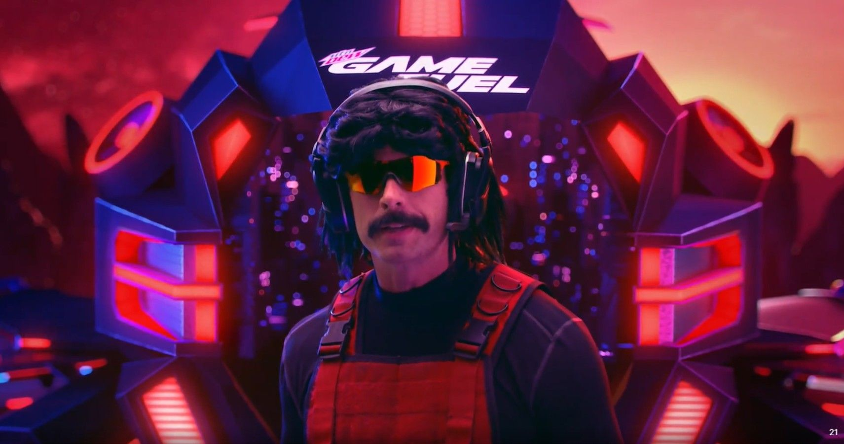 Dr Disrespect Briefly Returned To Twitch During A Warzone Event And He Didn't Even Know About It