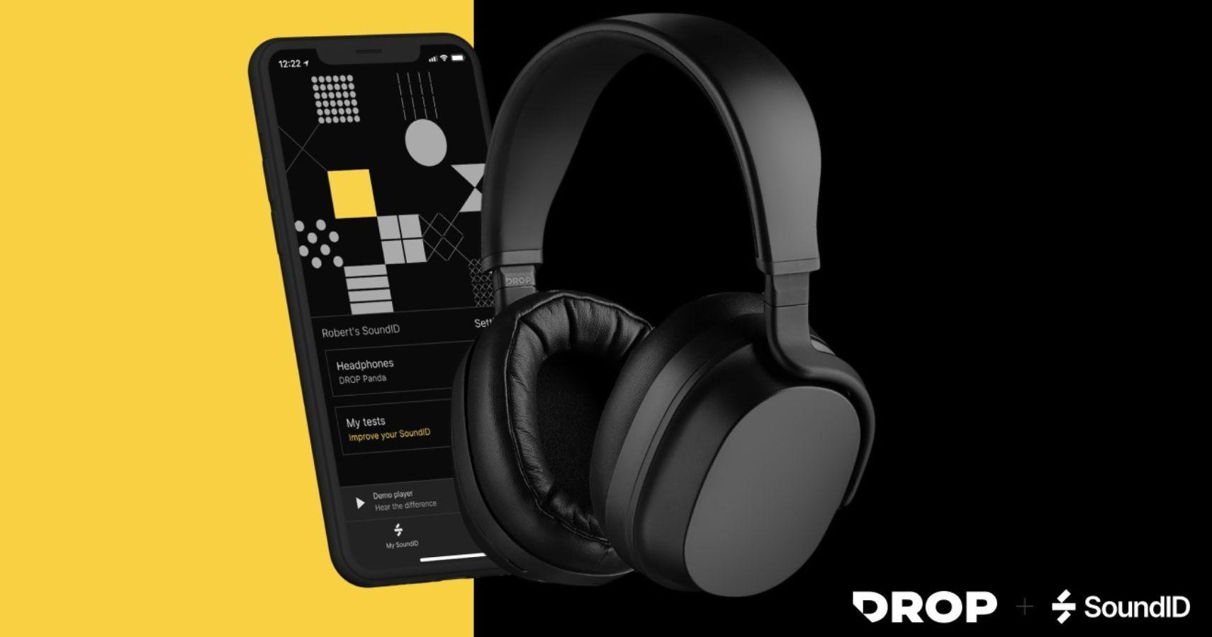 Drop + THX Panda Wireless Headphones Now Support SoundID