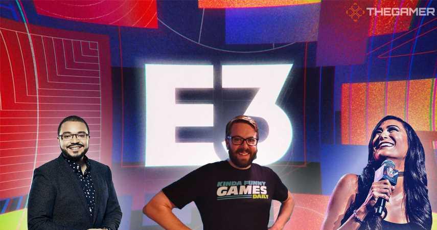 """E3 2021 Hosts Include Greg Miller, Jacki Jing, And Alex """"Goldenboy"""" Mendez"""