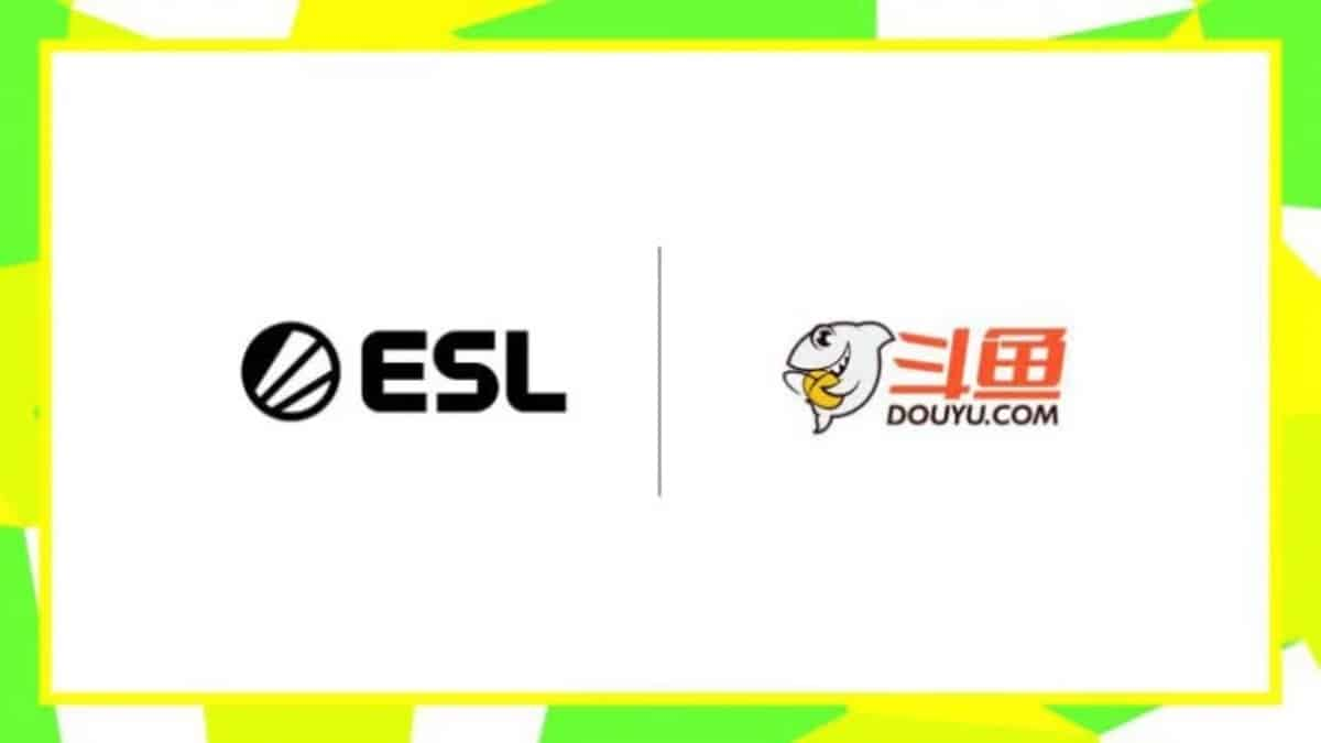 ESL Gaming And DouYu Extend Partnership