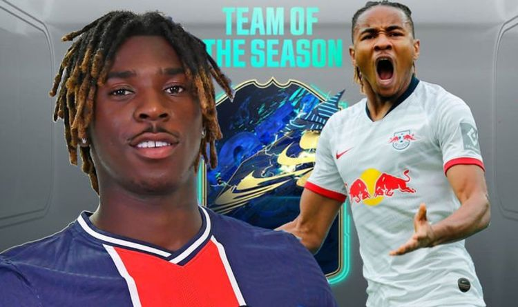FIFA 21 TOTS release time and LEAKS – New Team of the Season FUT cards, ratings