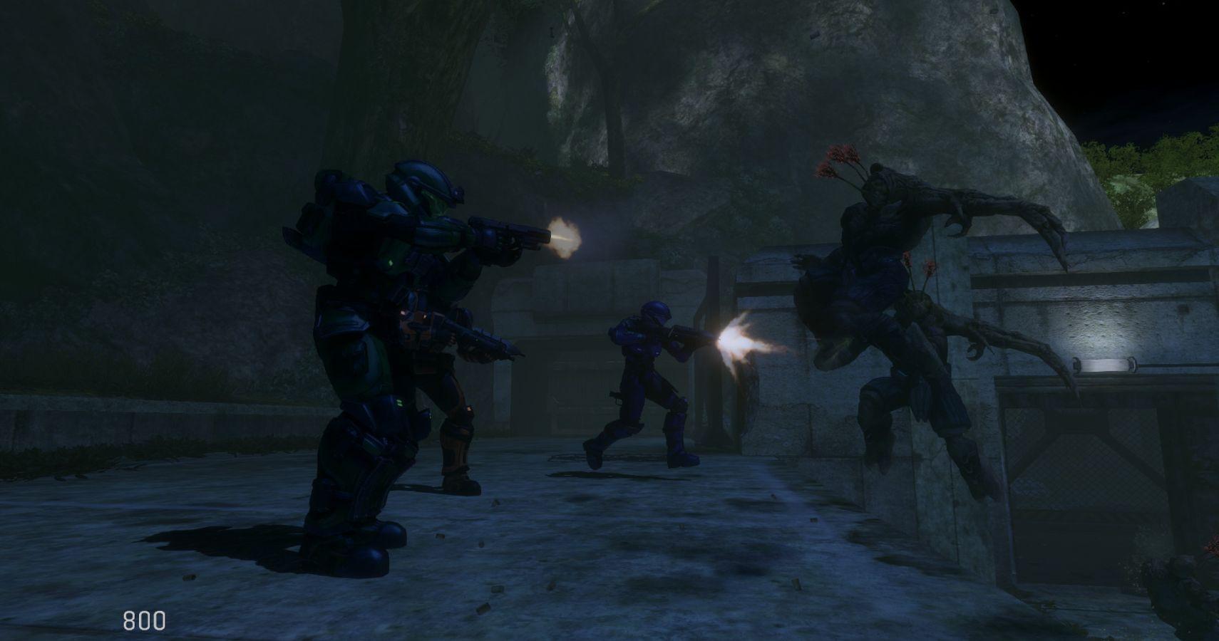 Fan Adds Zombie Mode To Halo 3