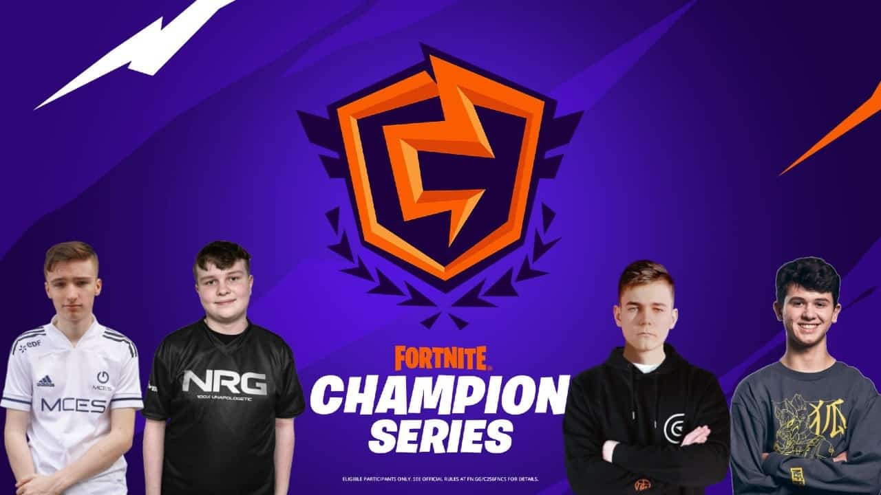 Fortnite: Best Trios Heading Into FNCS Chapter 2 – Season 6