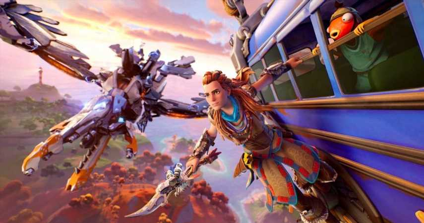 Fortnite Delays Aloy & Lara LTM To Next Week Following Rollout Issues