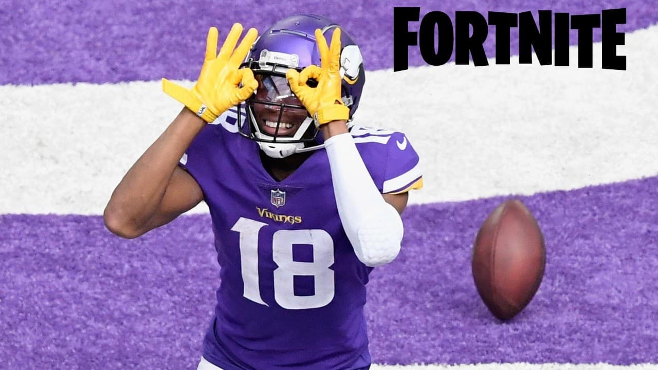 """Fortnite: NFL Player Justin Jefferson To Receive In-Game """"Griddy"""" Emote"""