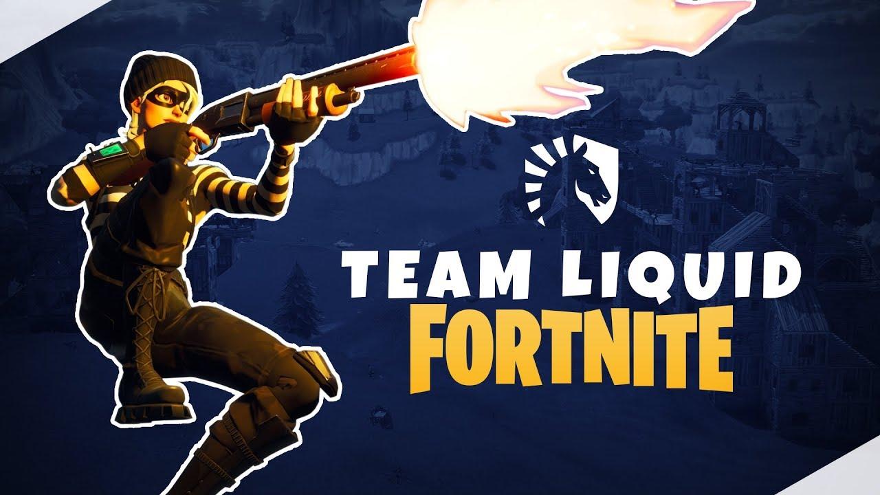 Fortnite streamer Scoped joins Team Liquid Fortnite roster