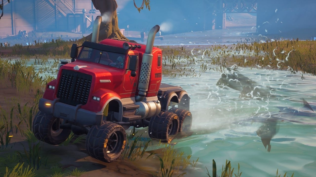 Fortnite's Off-Road Tires Are Way More Useful Than You Think