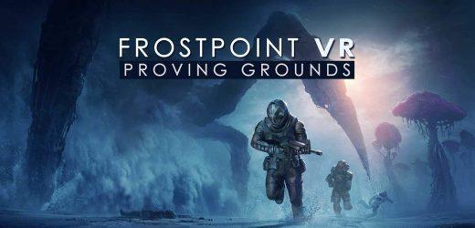 Frostpoint VR Is Closing Down Next Month