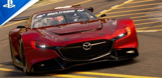 "Gran Turismo Director Wants Create A World With ""More Reality Than The Real Thing"""