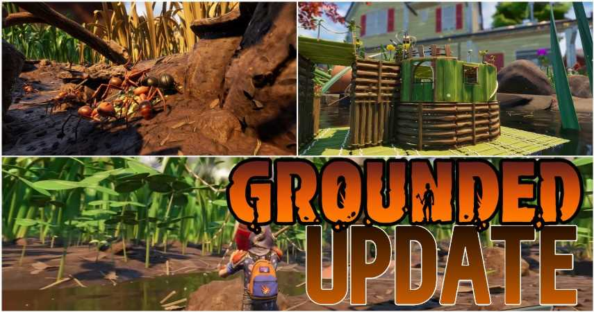 Grounded: Everything Added In The New Update