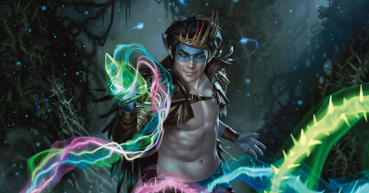 Hasbro CEO says NFTs are being considered for Magic: The Gathering, other franchises
