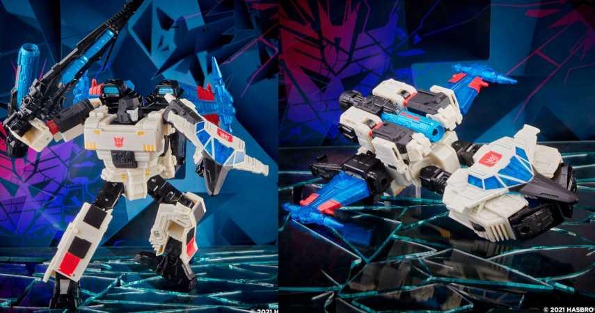 Hasbro Reveals New Shattered Glass Megatron