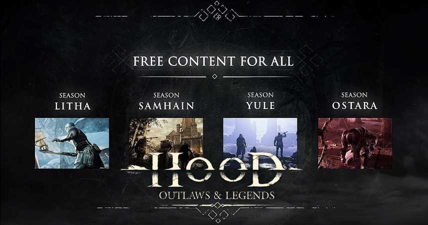 Hood: Outlaws And Legends Reveals Free Post Launch Content For All Players