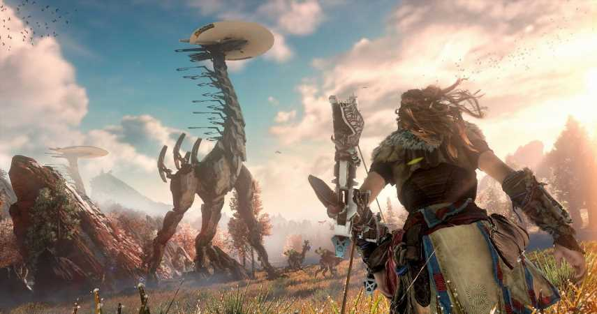 Horizon Forbidden West Shouldn't Turn Aloy Into Tomb Raider