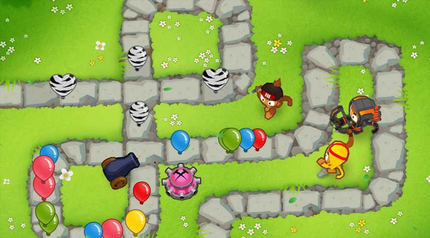 Interview: Bloons Co-Creator Reveals That His Brother's Wife Coined The Idea Of Firing Darts At Balloons