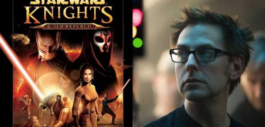 James Gunn Thinks Knights Of The Old Republic Is The Best Star Wars Media Of All Time