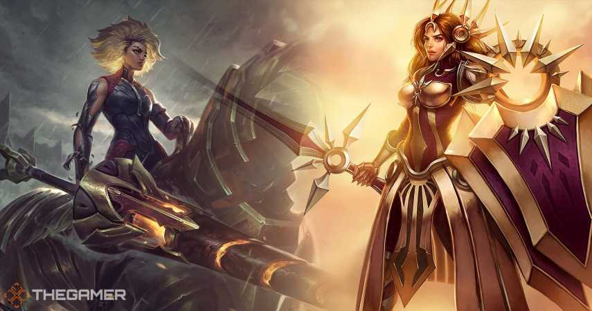 League of Legends: Rell Vs. Leona – Who Is The Better Support?