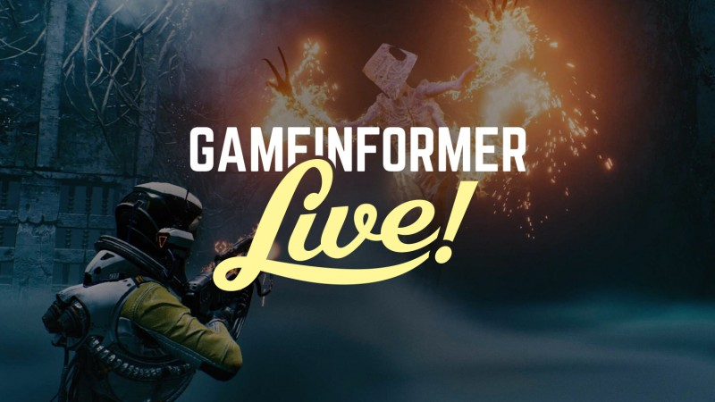 Let's Play The First Two Hours Of Returnal – Game Informer Live