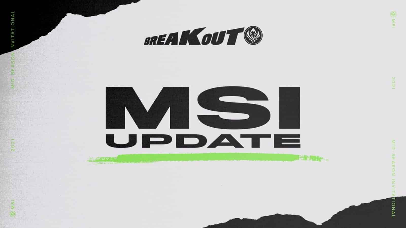 LoL: VCS Region Misses Out On MSI Over COVID-19 Travel Concerns