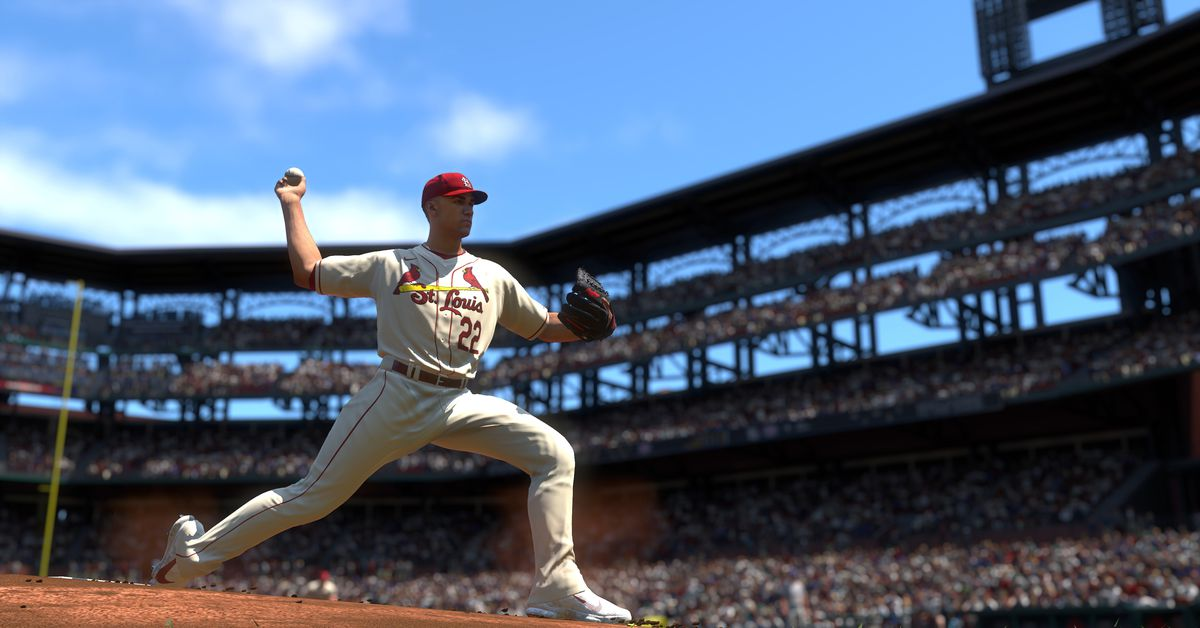 MLB The Show 21's new pitching system delivers frustration more than fastballs