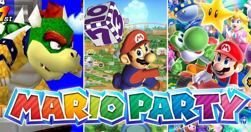 Mario Party: Ranking Every Game From Worst To Best