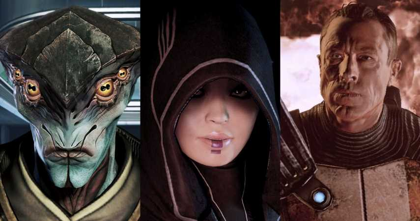 Mass Effect's DLC Characters Are Better Than Half The Base Game Ones