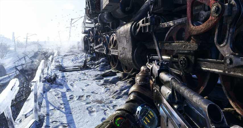 Metro Exodus: Enhanced Edition Comes To PC Next Month