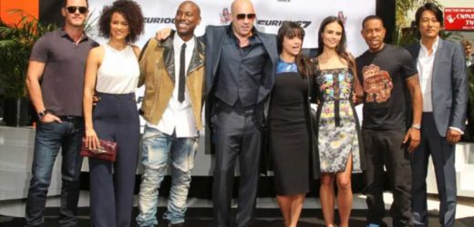 """Michelle Rodriguez Says Fast 9 Brings """"The Females To The Forefront"""""""