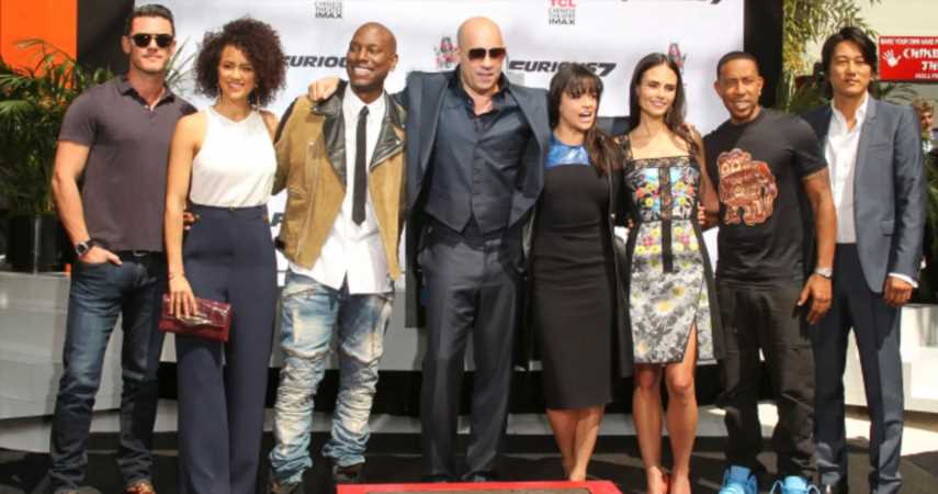 "Michelle Rodriguez Says Fast 9 Brings ""The Females To The Forefront"""