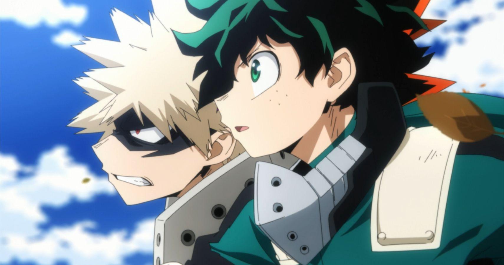 My Hero Academia Season 5 Will Air On Toonami Next Month