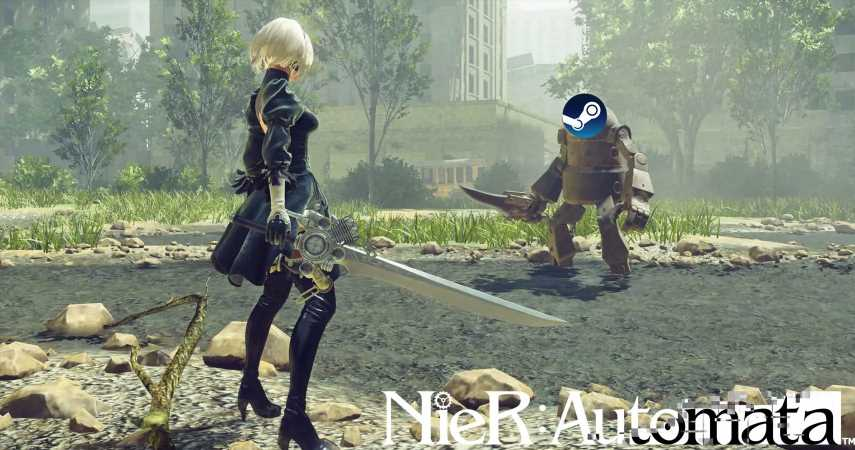 NieR Automata Is Set To Receive An Upgrade on Steam