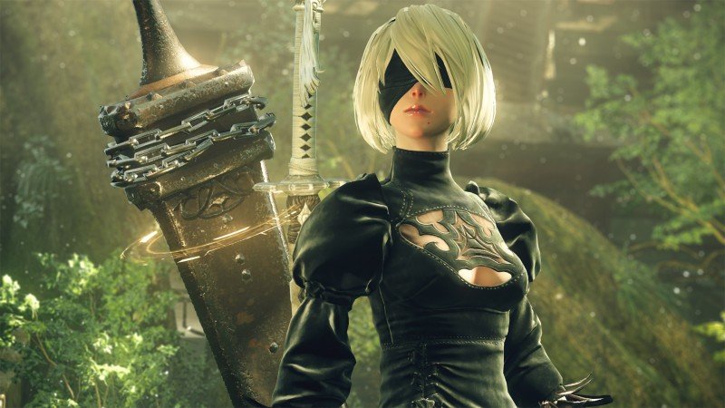 Nier: Automata Is Finally Getting An Upgrade Patch On Steam Four Years Later