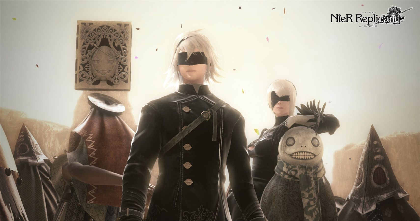 """Nier Replicant DLC """"4 Yorha"""" Leaked On Microsoft Store, Includes Costumes And Weapons From Automata"""