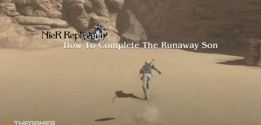 Nier Replicant: How To Complete The Runaway Son