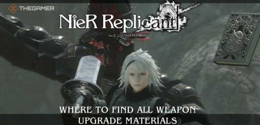 Nier Replicant: Where To Find All Weapon Upgrade Materials