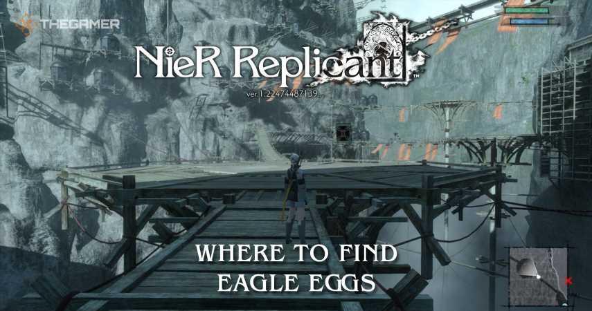 Nier Replicant: Where To Find Eagle Eggs
