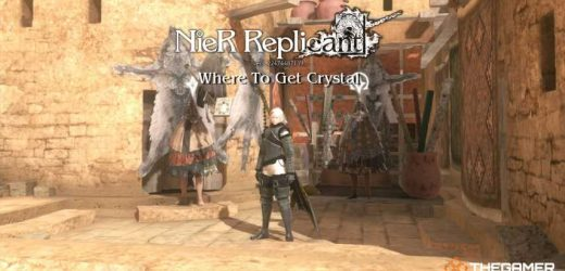 Nier Replicant: Where To Get Crystal
